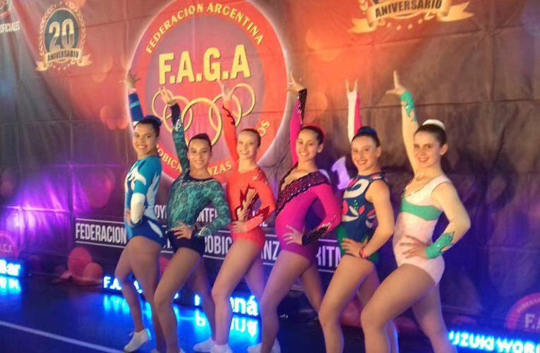 El Gimnasio Ritmo Gym participó de un nuevo TNA en Paraná