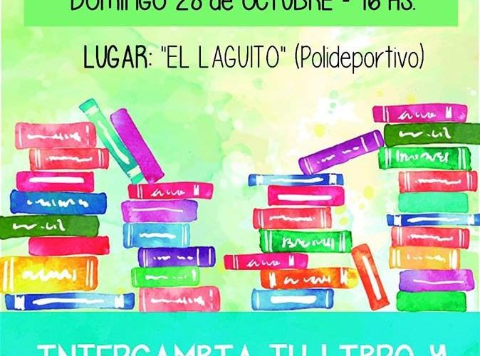 Este domingo se realizará un Encuentro de libros abiertos en Basavilbaso