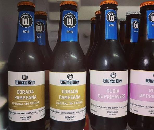 #Cerveceros artesanales: Nicolás y Sebastián Würtz de Basavilbaso
