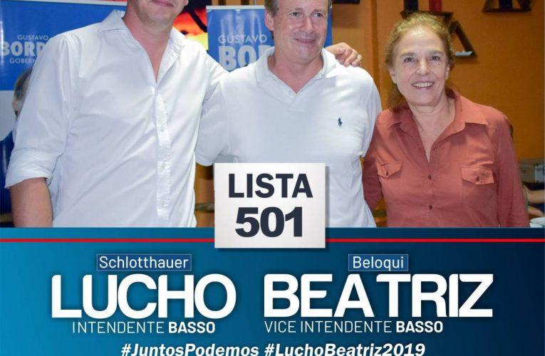 Entrevista al candidato a primer concejal por la Lista 501 PJ Creer Entre Ríos, Lucas Vallejo