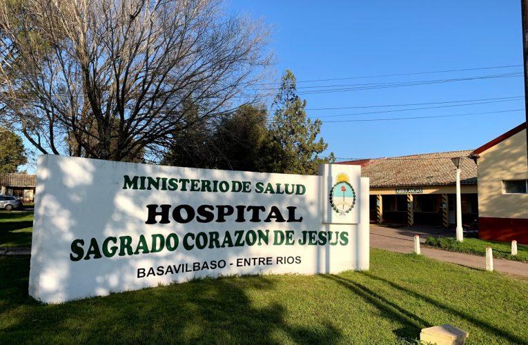 El director del Hospital de Basavilbaso, Dr. Sergio Giordanengo explicó la situación del nosocomio ante el contexto socioeconómico actual