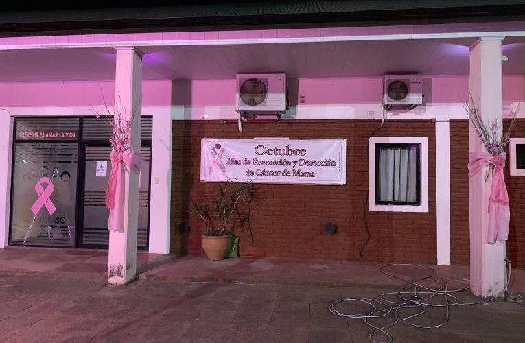 Alcec Basavilbaso: actividades por el mes de lucha contra el cáncer de mama