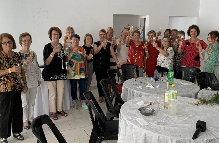 La promoción 69 del Colegio Cristo Rey de Basavilbaso celebró sus Bodas de Oro