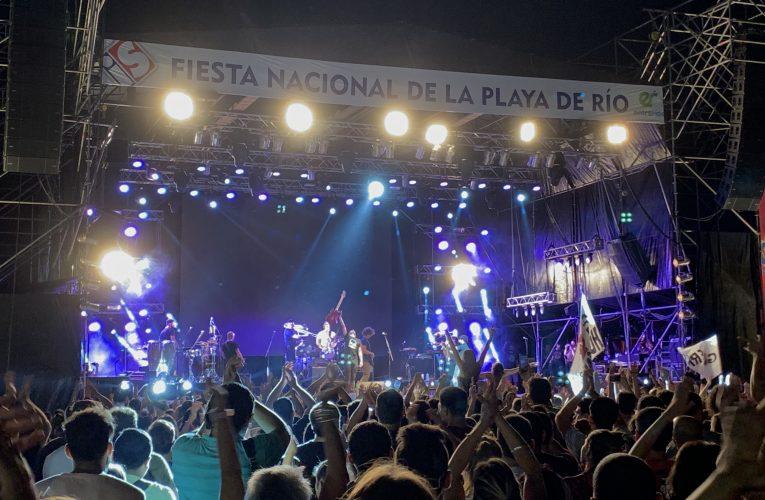 Concepción del Uruguay vivió una nueva edición de la Fiesta Nacional de la Playa de Río