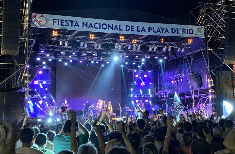 La Presidenta de la Comisión Organizadora hizo un balance positivo de la 32º Fiesta de la Playa