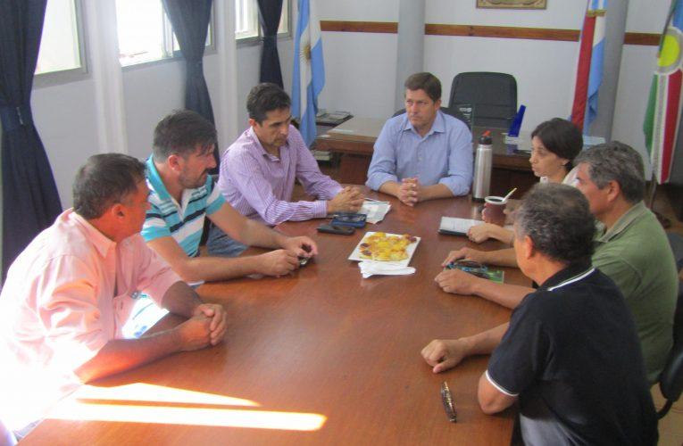 El Secretario Provincial de Medio Ambiente visitó Basavilbaso
