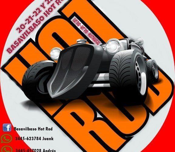 En marzo se realizará el Basavilbaso Hot Rod