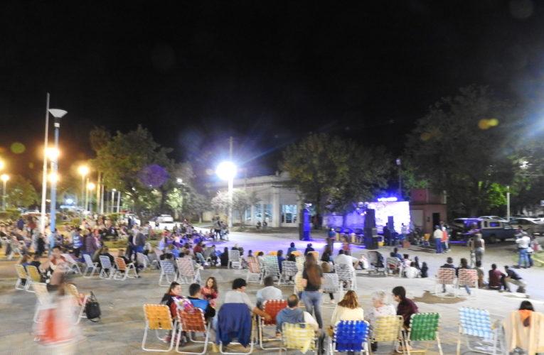 Se realizó la segunda Movida Popular de Verano en Basavilbaso