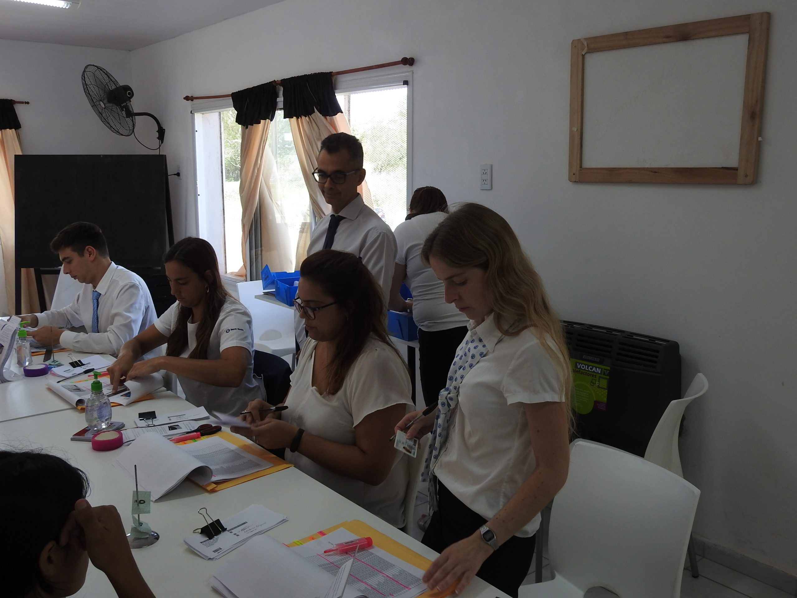 Se realizó la entrega de las Tarjetas Alimentar en Basavilbaso