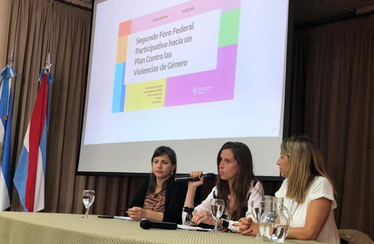 Las provincias del Noroeste argentino y el Litoral presentaron sus aportes para la formulación del Plan Nacional Contra las Violencias de Géneros