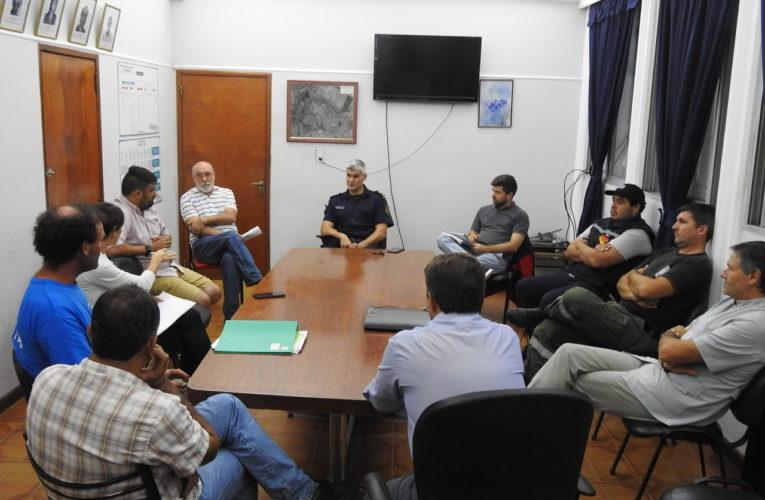 Coronavirus Covid-19: se reunió el Comité de emergencia local