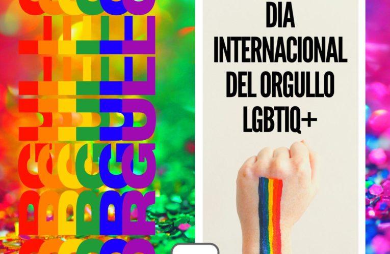 #Efemérides: 28 de junio – Día Internacional del Orgullo LGBTIQ+