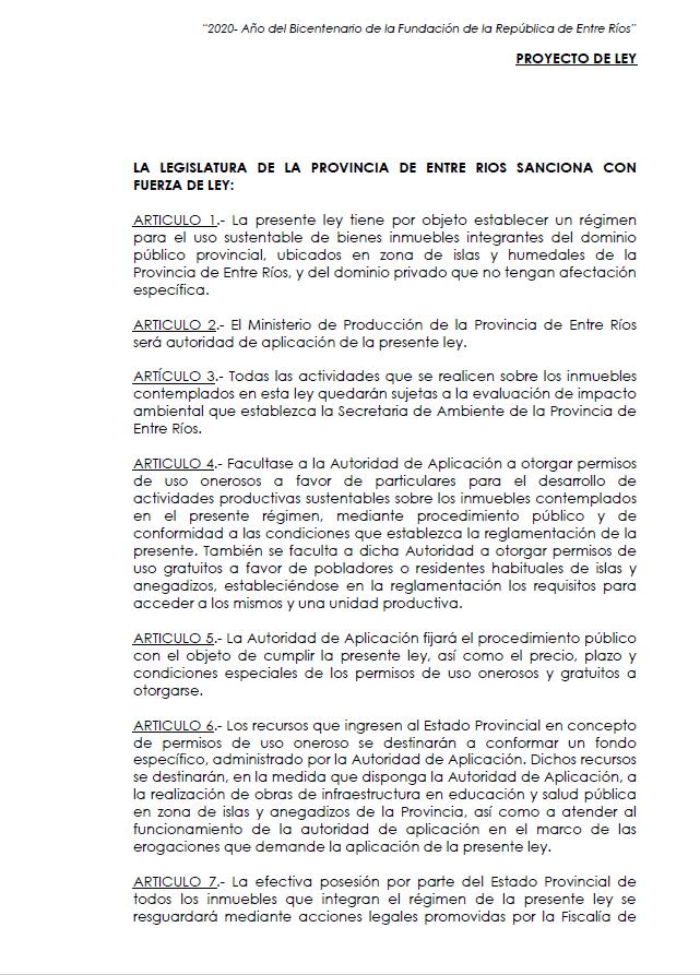 ptoyecto de ley humeadles1
