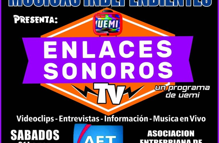 La Unión Entrerriana de Músicos Independientes estrena su programa de TV