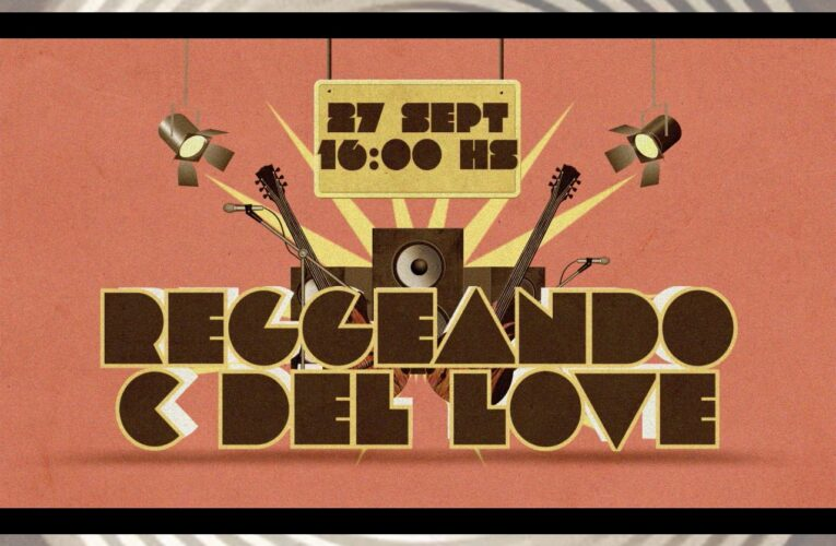Este domingo se realizará el festival Reggeando C de Love vía streaming