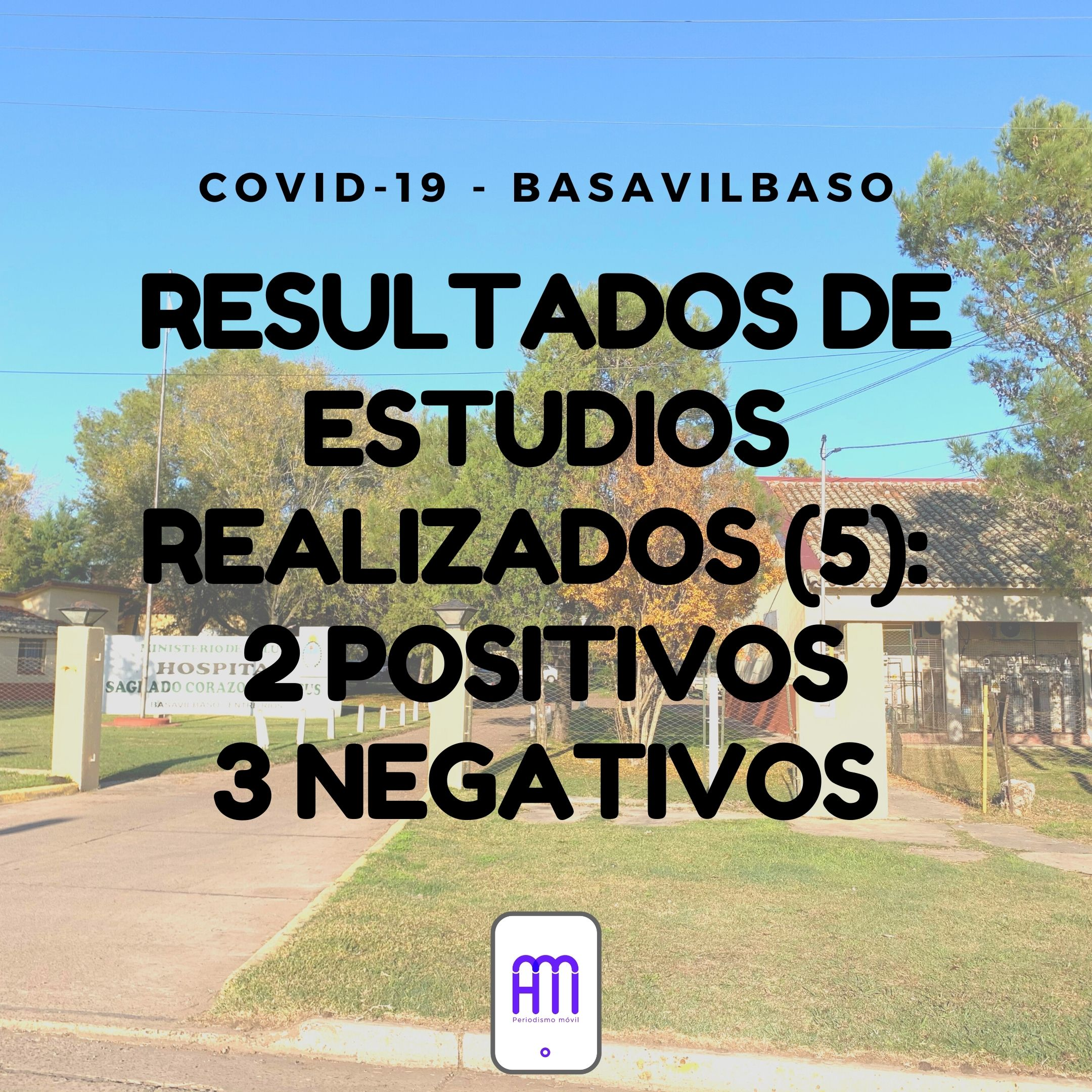 Covid-19: este jueves se sumaron dos nuevos casos en Basavilbaso