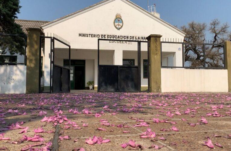 """Centenario de la Escuela N°91 """"La Pampa"""": Mónica Metzler"""