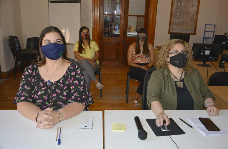 La provincia brindó la capacitación de la Ley Micaela a las autoridades de Rosario del Tala