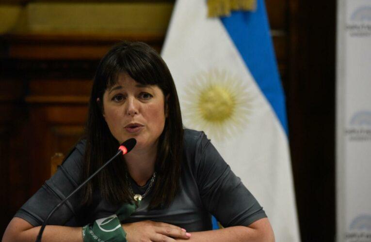 La diputada Gaillard abogó por un Estado presente que acompañe a las mujeres en sus decisiones