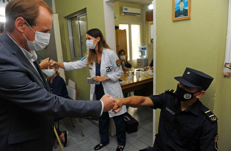 Llegan nuevas dosis a Entre Ríos para intensificar el plan de vacunación