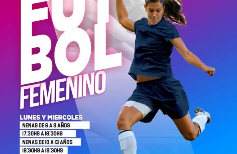 Comenzaron los entrenamientos de fútbol femenino en el Club Defensores del Oeste