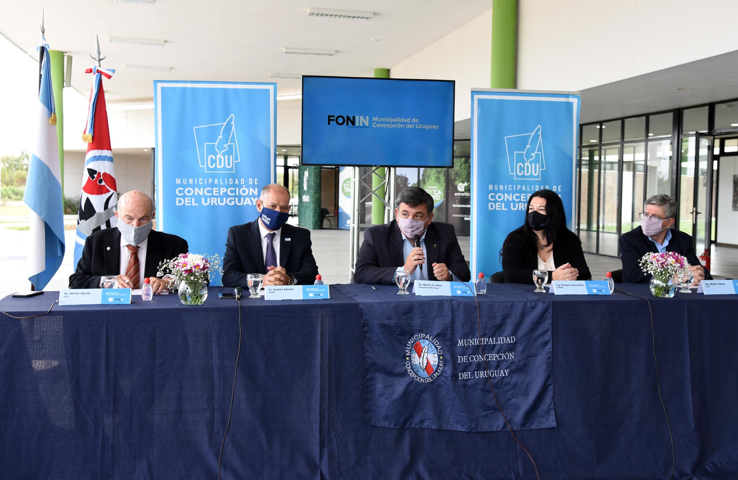 El Municipio de Concepción del Uruguay lanzó dos programas para becar a estudiantes de nivel superior y universitario