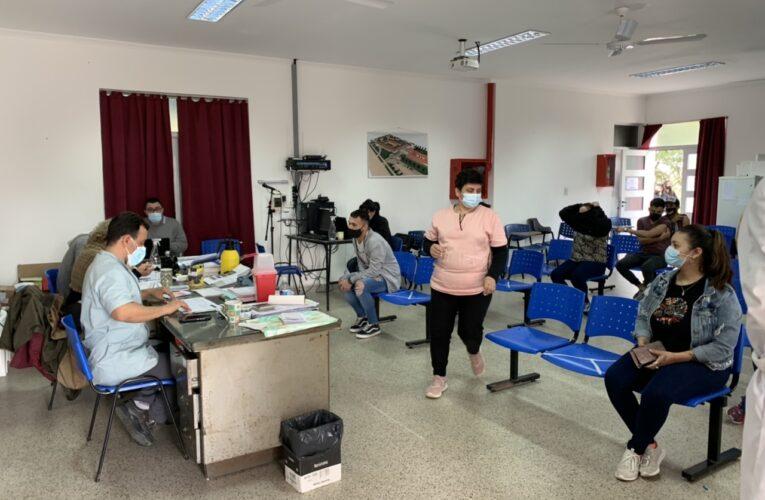 Basavilbaso: jornadas abiertas de vacunación contra el COVID-19 para personas de 18 a 29 años