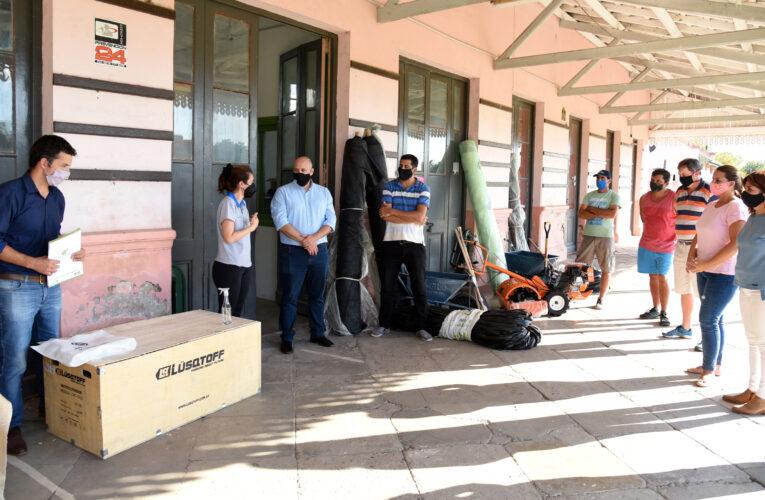 El Municipio de Concepción del Uruguay entregará herramientas de trabajo a emprendedores y emprendedoras de la economía social