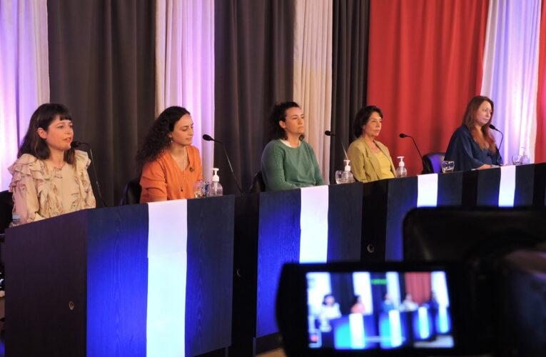 Se realizó el primer debate de pre candidatas a diputadas 2021 en Entre Ríos