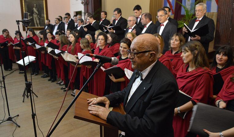 El Coro Estable Municipal de Concepción del Uruguay festejará sus 50 años